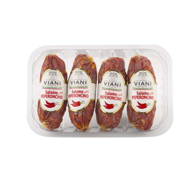 Salame con peperoncino - Salumificio Viani