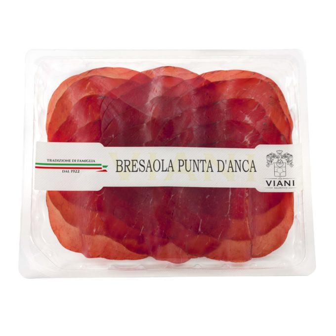 Bresaola - Punta d'anca - Salumificio Viani
