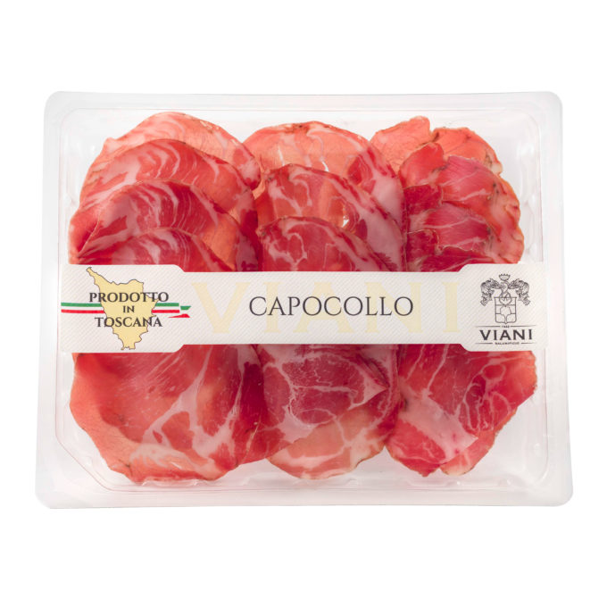 Capocollo - Salumificio Viani