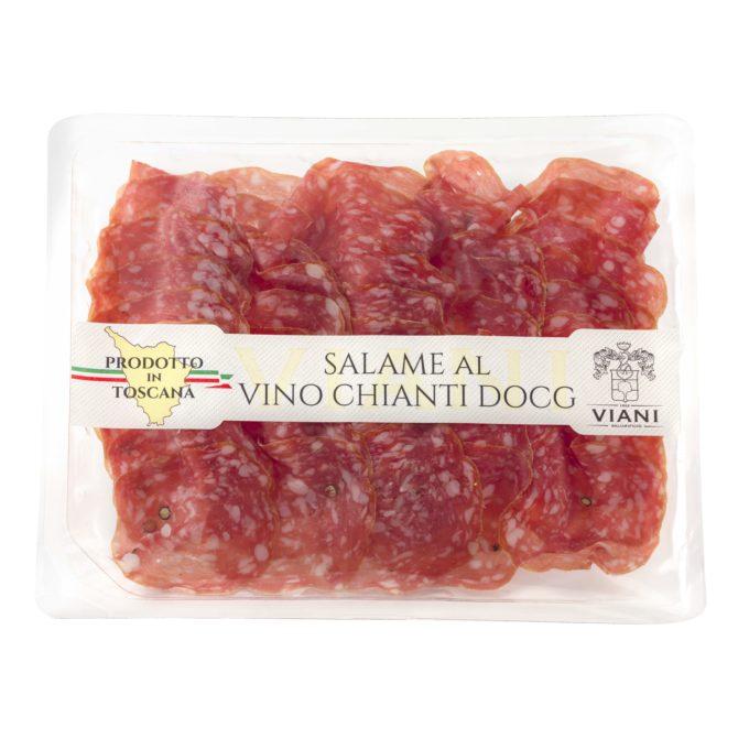 Salame al vino Chianti DOCG - Salumificio Viani