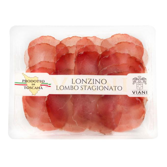 Lonzino - Matured Loin