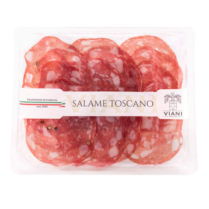 Affettato Salame Toscano